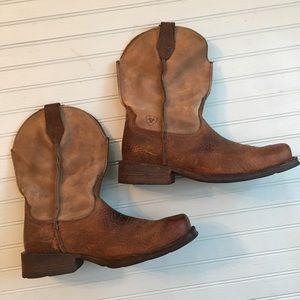Men's Ariat Rambler Boots 8 1/2 EE